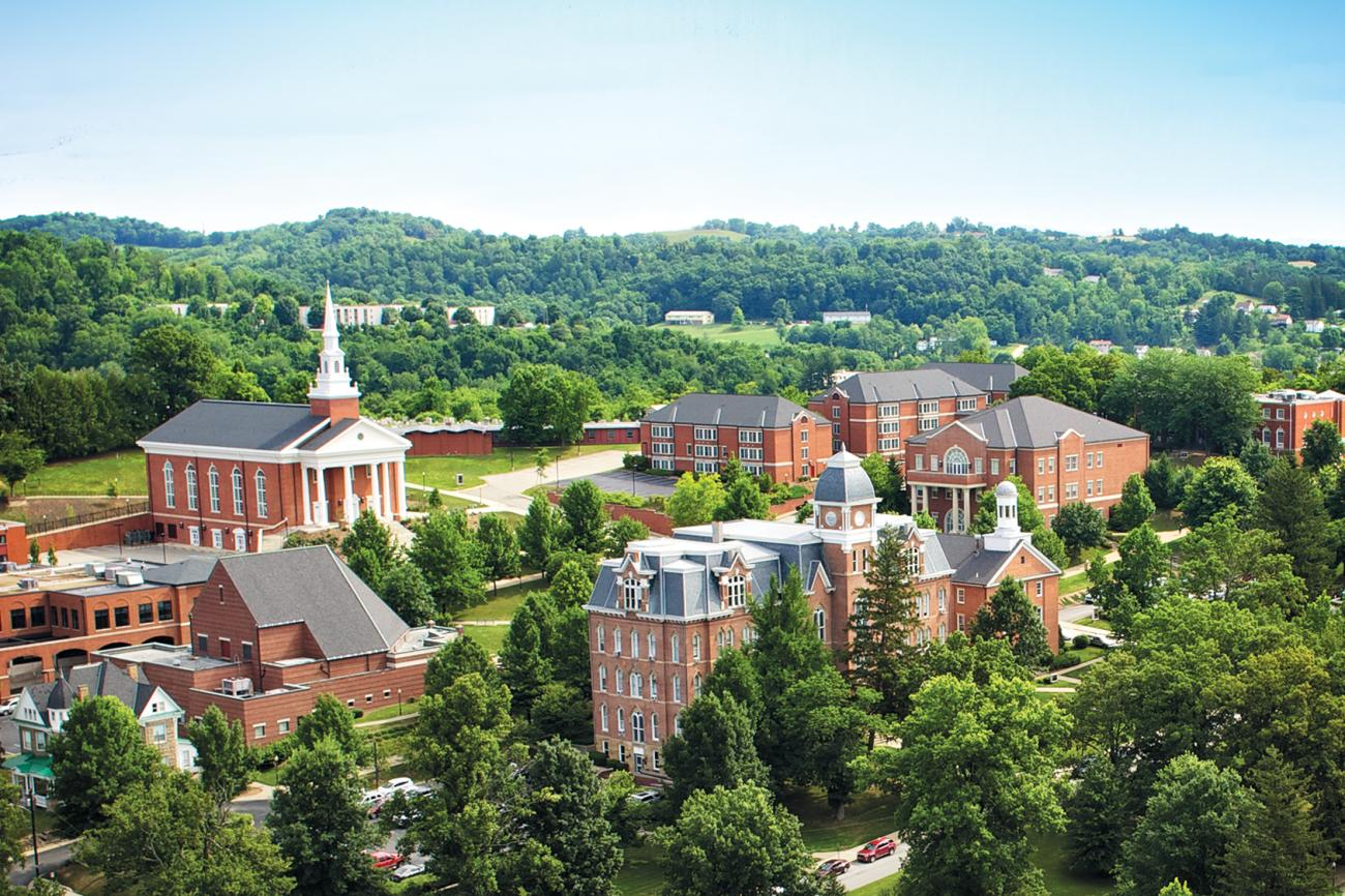 Waynesburg University Campus