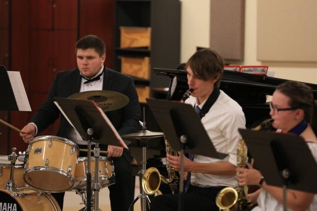 Students to perform in Chamber Orchestra and Jazz Ensemble Concert